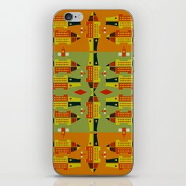 The Swamp iPhone Skin