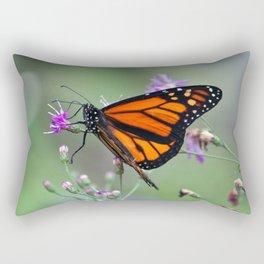 Monarch Beauty Rectangular Pillow