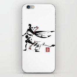 Capoeira 463 iPhone Skin