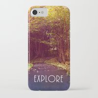explore iPhone & iPod Cases featuring explore by Sylvia Cook Photography