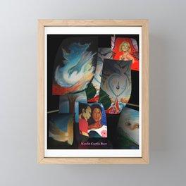 KEVIN CURTIS BARR 'S ART POSTERS Framed Mini Art Print