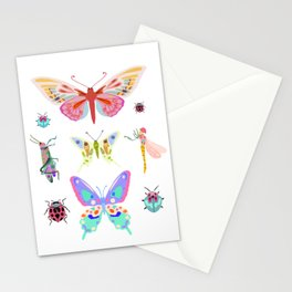 Beautiful micro cosmos  Stationery Cards