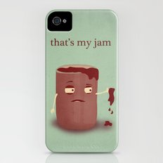 That's My Jam Slim Case iPhone (4, 4s)