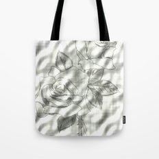 Roses Enhanced Tote Bag