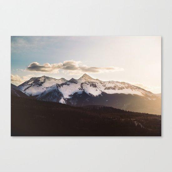 Spirit Place Canvas Print