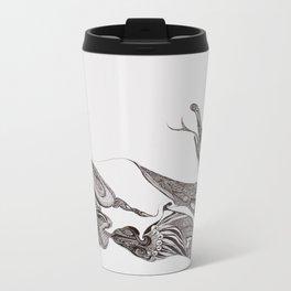 pangolin Metal Travel Mug