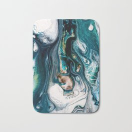 Abstract Melt VIII Bath Mat