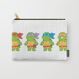 Turts and Emotes Carry-All Pouch
