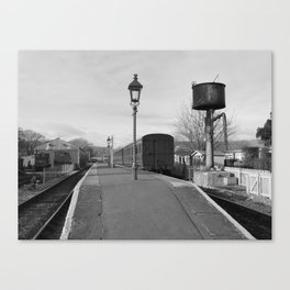 Havenstreet Station - Havenstreet - Isle of Wight #2 Canvas Print