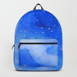 Blue Night Sky Backpack
