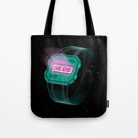 End of Time Tote Bag