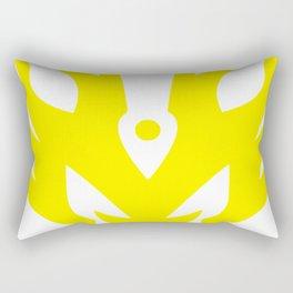 Dark ryu gi Rectangular Pillow