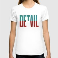 play T-shirts featuring Devil in the detail. by David