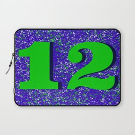 12th Man Laptop Sleeve