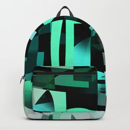 the excess. mint Backpack