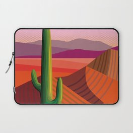 Phoenix Arizona Travel Poster Laptop Sleeve