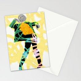 movimento - dia Stationery Cards