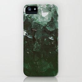 Emerald Gem iPhone Case