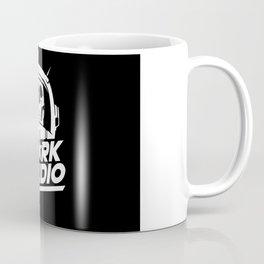 SPARK STUDIO logo skull death astronaut Coffee Mug