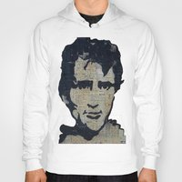 kerouac Hoodies featuring Jack Kerouac: Get On The Beat  by Emily Storvold