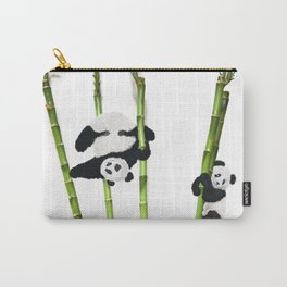 Panda Bamboo Madness Carry-All Pouch