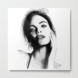 Kristina Peric - I feel pretty Metal Print