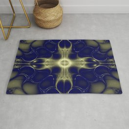 Fractal Abstract 13 Rug