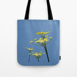 Fennel flowers Tote Bag