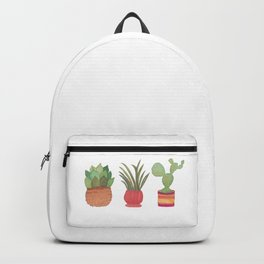 3 cactus  Backpack