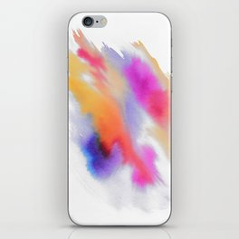 Emotion Sickness iPhone Skin