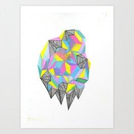 object/icon Art Print