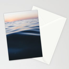 oceanic nuances Stationery Cards