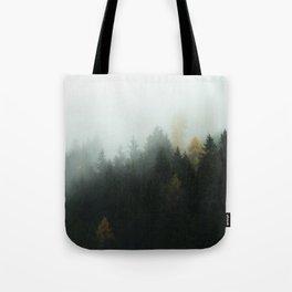 Morning Forrest Tote Bag