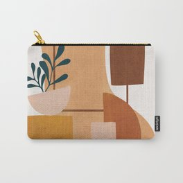 Modern Abstract Art 52 Carry-All Pouch