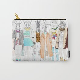 Trendy Mob Carry-All Pouch
