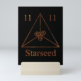 Starseed Symbol Mini Art Print