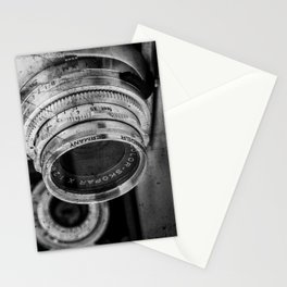 Classic Lenses Stationery Cards