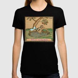 Worlds First Spa! T-shirt
