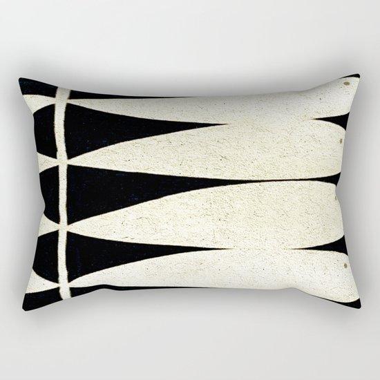 Simple Fish Rectangular Pillow