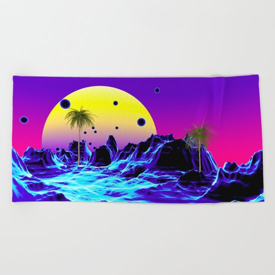 1988 Beach Towel