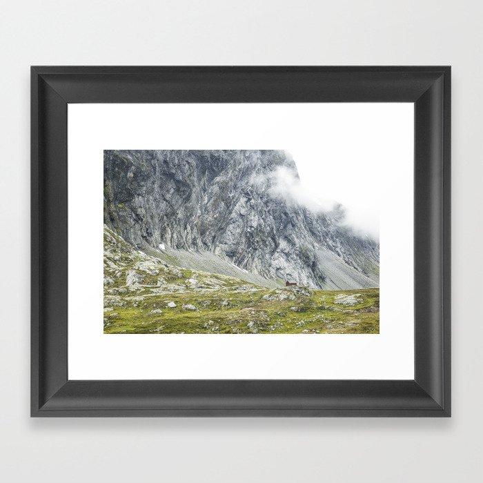 YOU ROCK! Framed Art Print