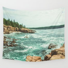 Summer Vacation Wall Tapestry