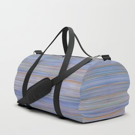 Colorful Abstract Stripped Pattern Duffle Bag