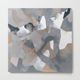 Camouflage XCI Metal Print