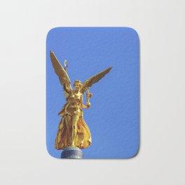 Angel of peace Munich Bath Mat