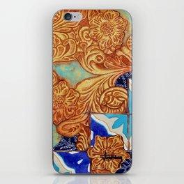 Midnight Ride iPhone Skin