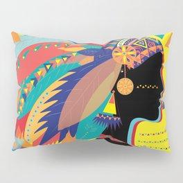 Native Indian Pillow Sham