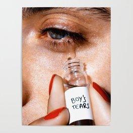 Boy's Tears Poster