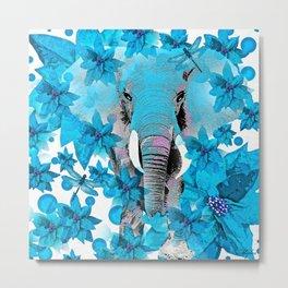 Elephant #1 Metal Print