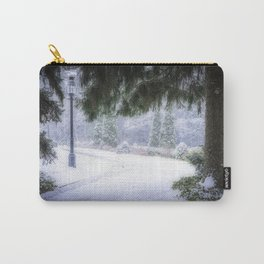 Winter scenery in Princeton III Carry-All Pouch